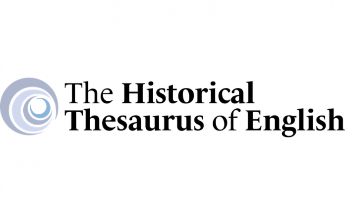 The historical thesaurus of english