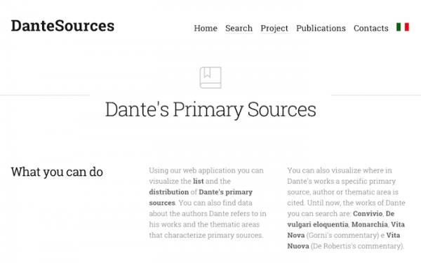 DanteSources