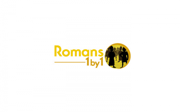 romans 1by1 logo