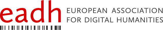 EADH - The European Association for Digital Humanities